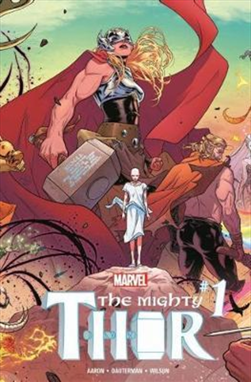 Mighty Thor Vol. 1: Thunder in Her Veins | Paperback Book