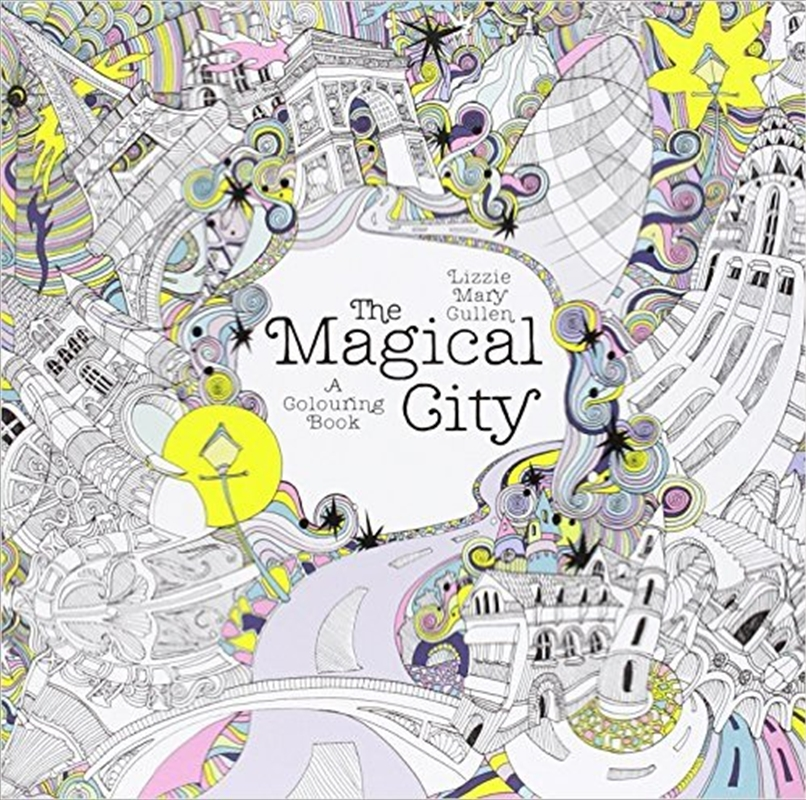 Magical City: Magical Colouri | Paperback Book