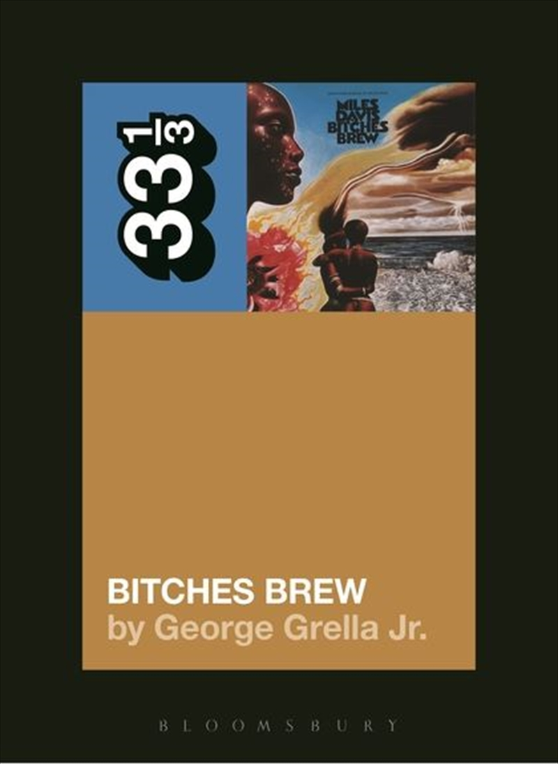 Miles Davis' Bitches Brew | Paperback Book