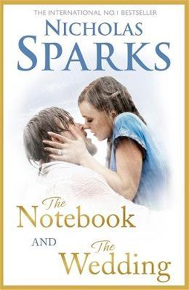 The Notebook and The Wedding | Paperback Book