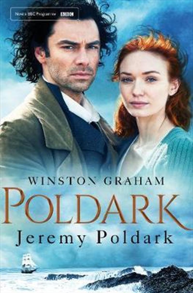 Poldark #3: Jeremy Poldark | Paperback Book