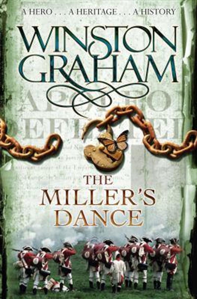 Poldark #9: The Millers Dance | Paperback Book