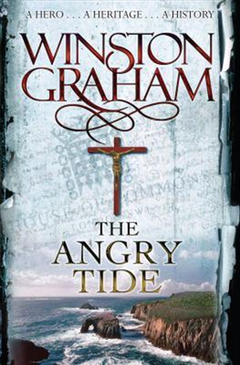 Poldark 71: The Angry Tide | Paperback Book