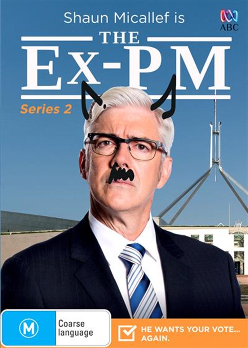 Ex-PM - Series 2, The | DVD