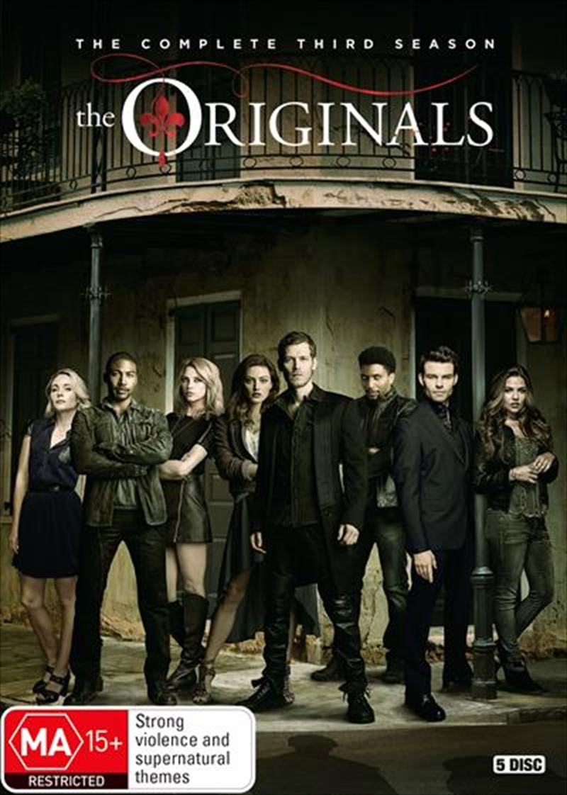 Buy Originals - Season 5, The on DVD | Sanity