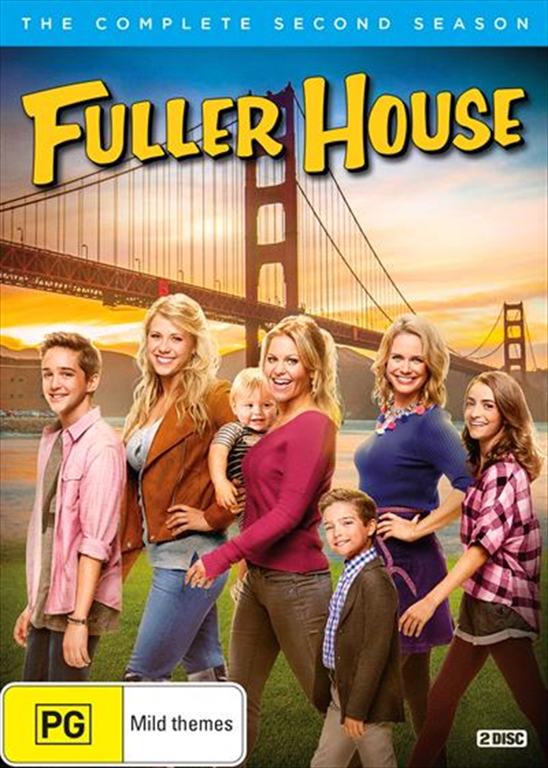 Fuller House - Season 2 | DVD