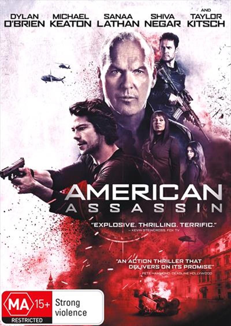 American Assassin | DVD