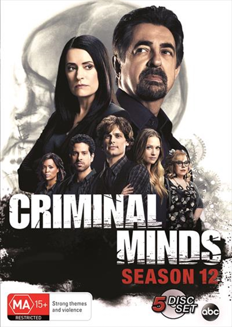 Criminal Minds - Season 12 | DVD