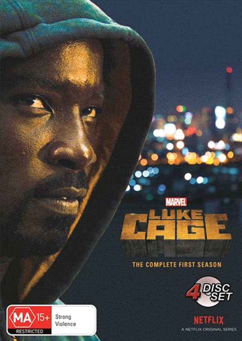 Luke Cage - Season 1 | DVD