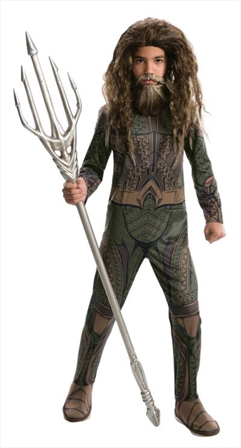 Aquaman Costume Child (Medium) | Apparel