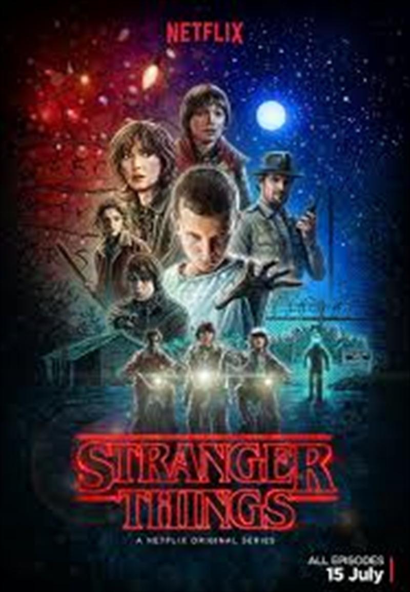 Stranger Things | DVD