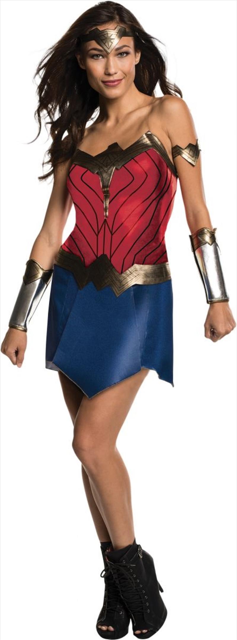 Wonder Woman Classic Costume (Small)   Apparel