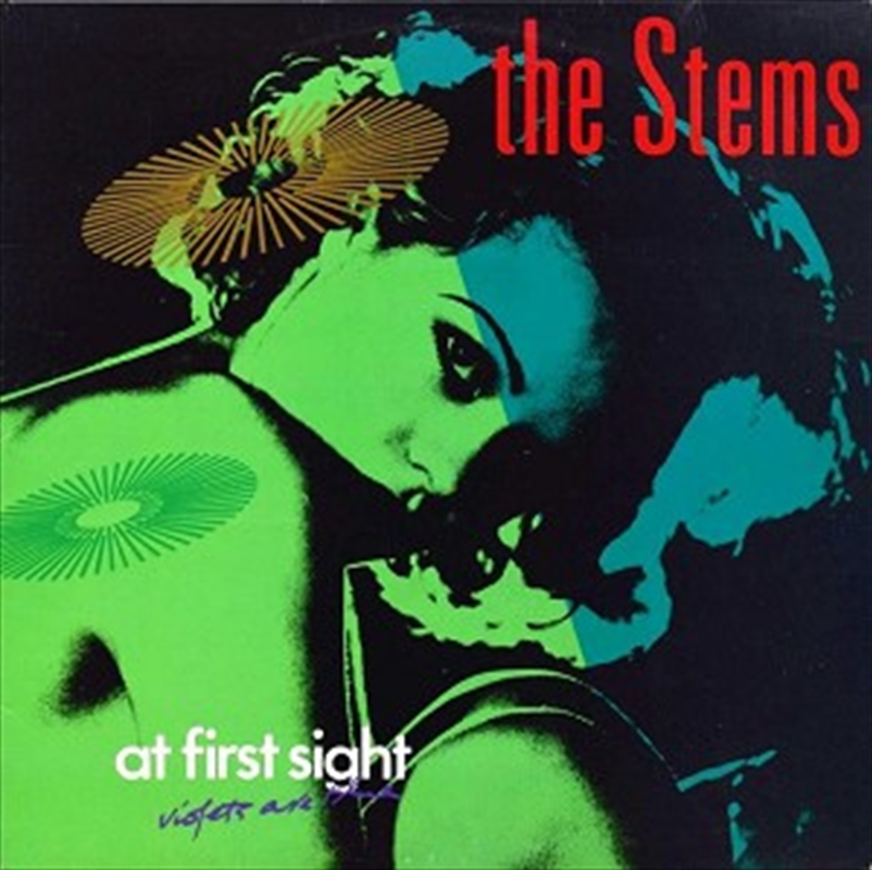 Buy The Stems At First Sight Violets Are Blue Cd Sanity