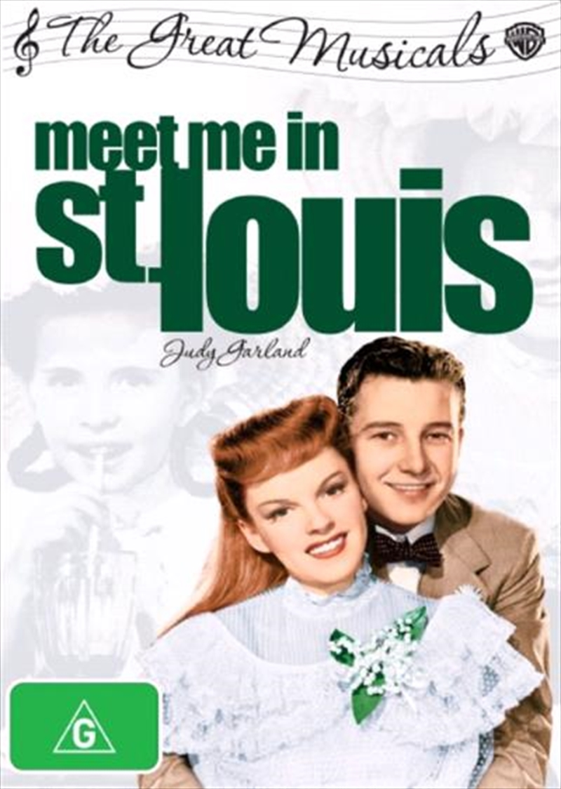 Meet Me In St Louis | DVD