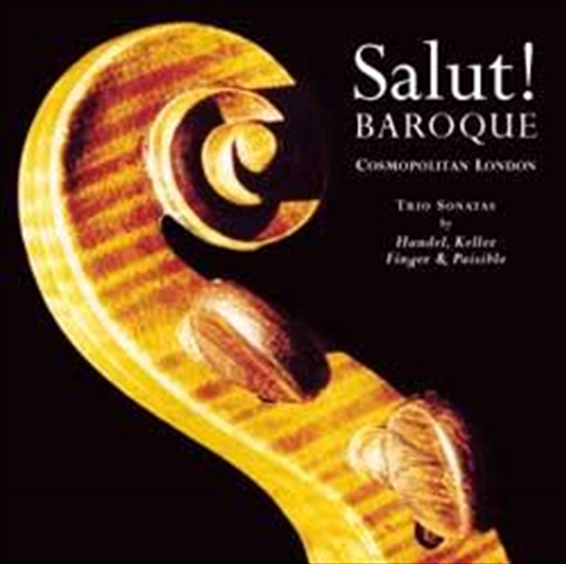 Baroque | CD