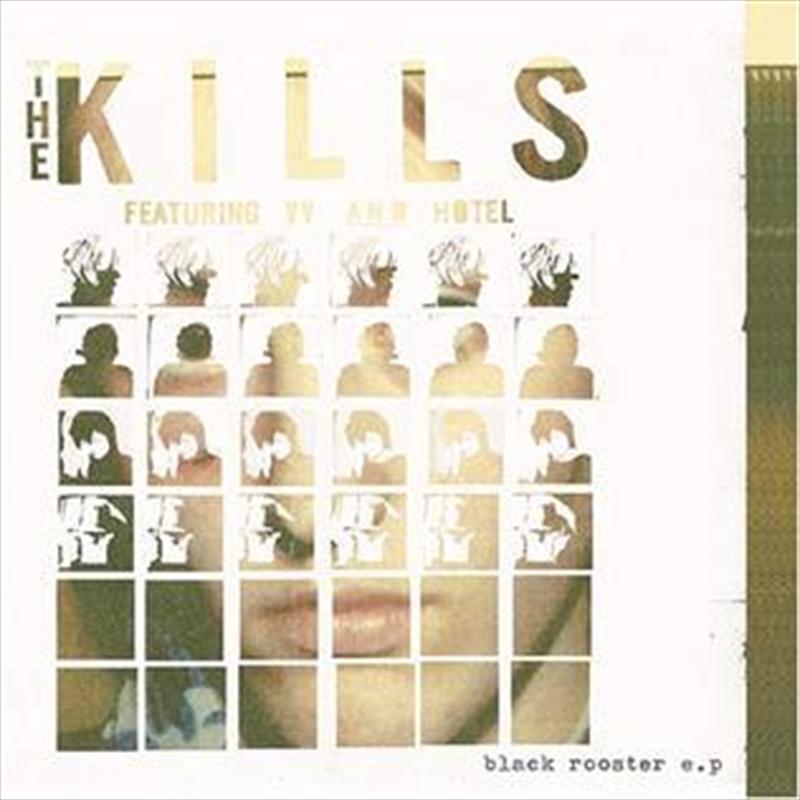Black Rooster: Ep   Vinyl