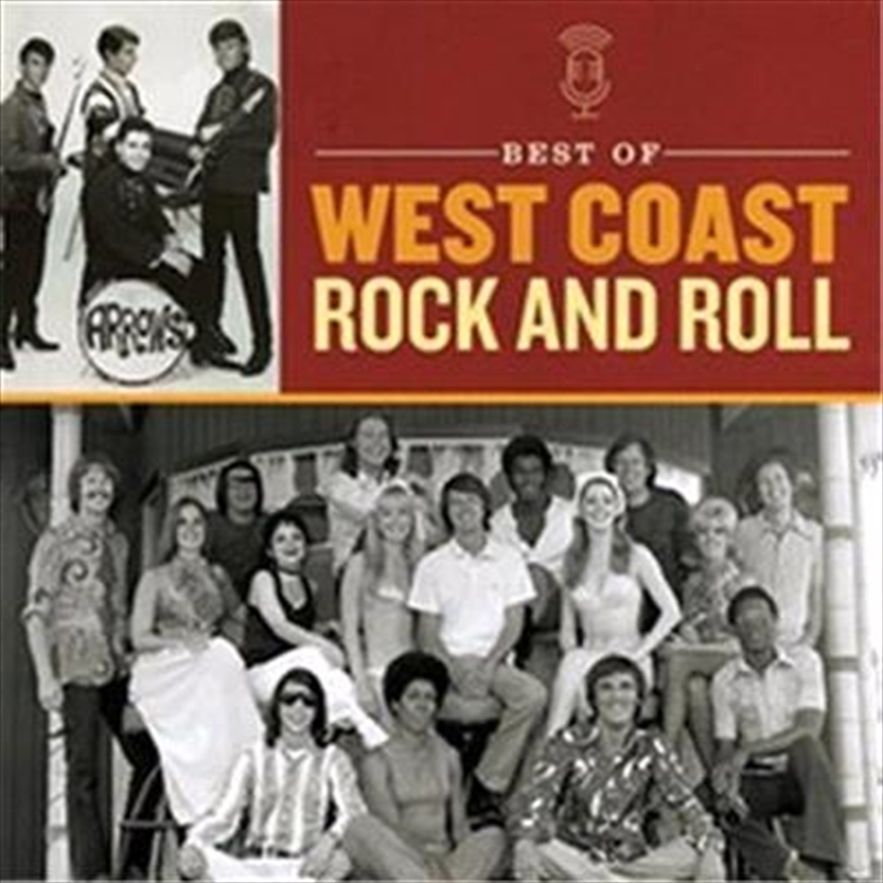 Best Of West Coast Rock And Roll   CD