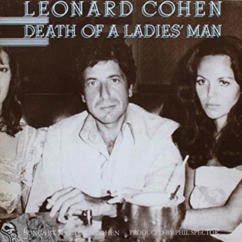 Death Of A Ladies Man | Vinyl
