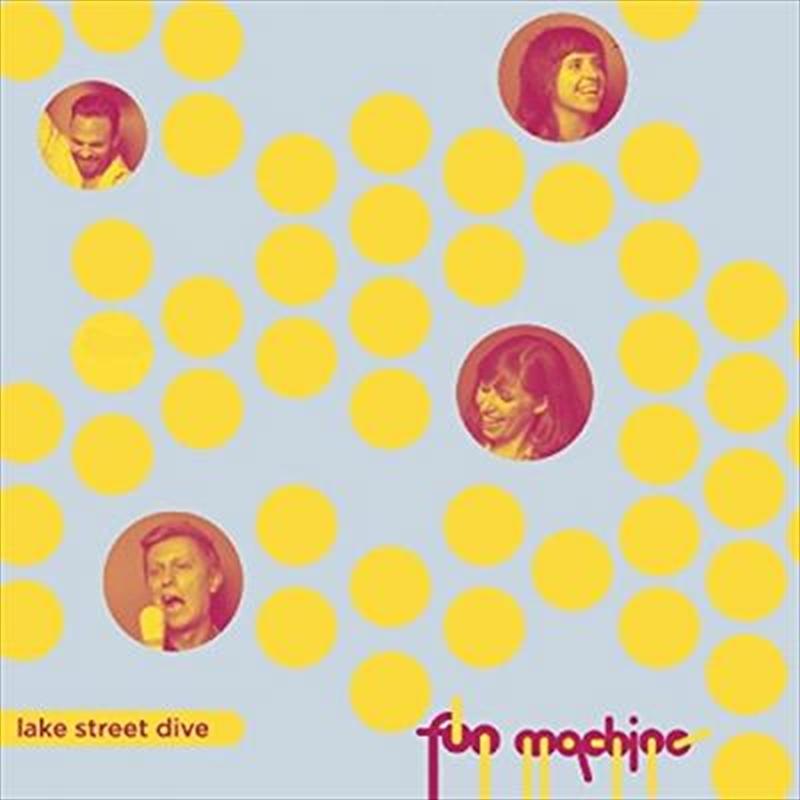 Fun Machine Ep | CD