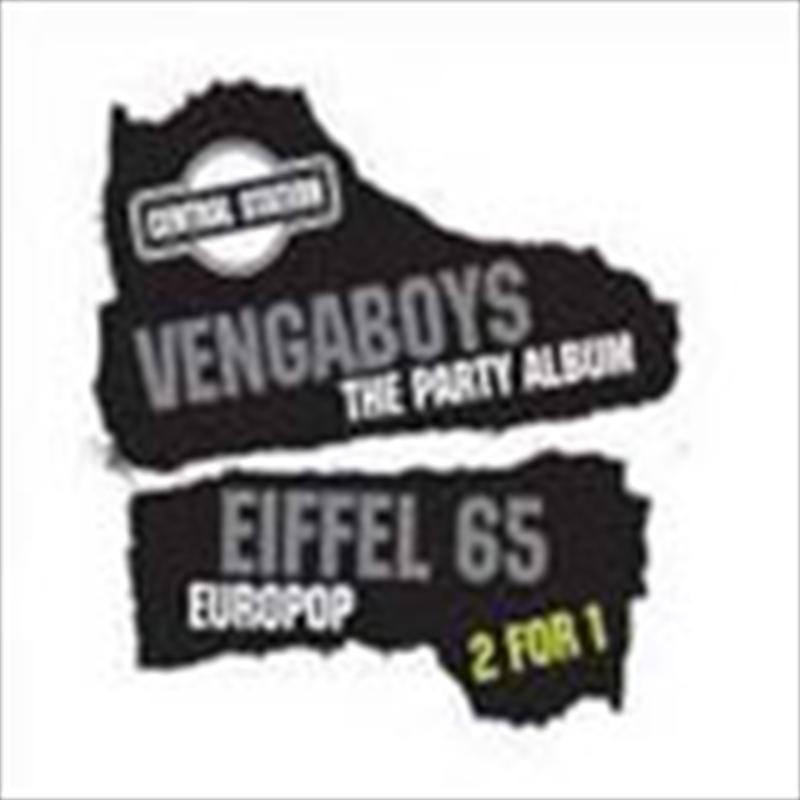 Party Album / Europop Dance, CD | Sanity