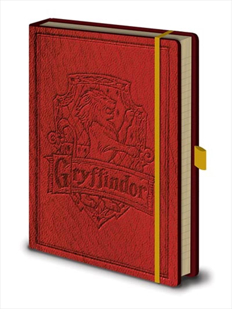 Gryffindor A5 Notebook   Merchandise