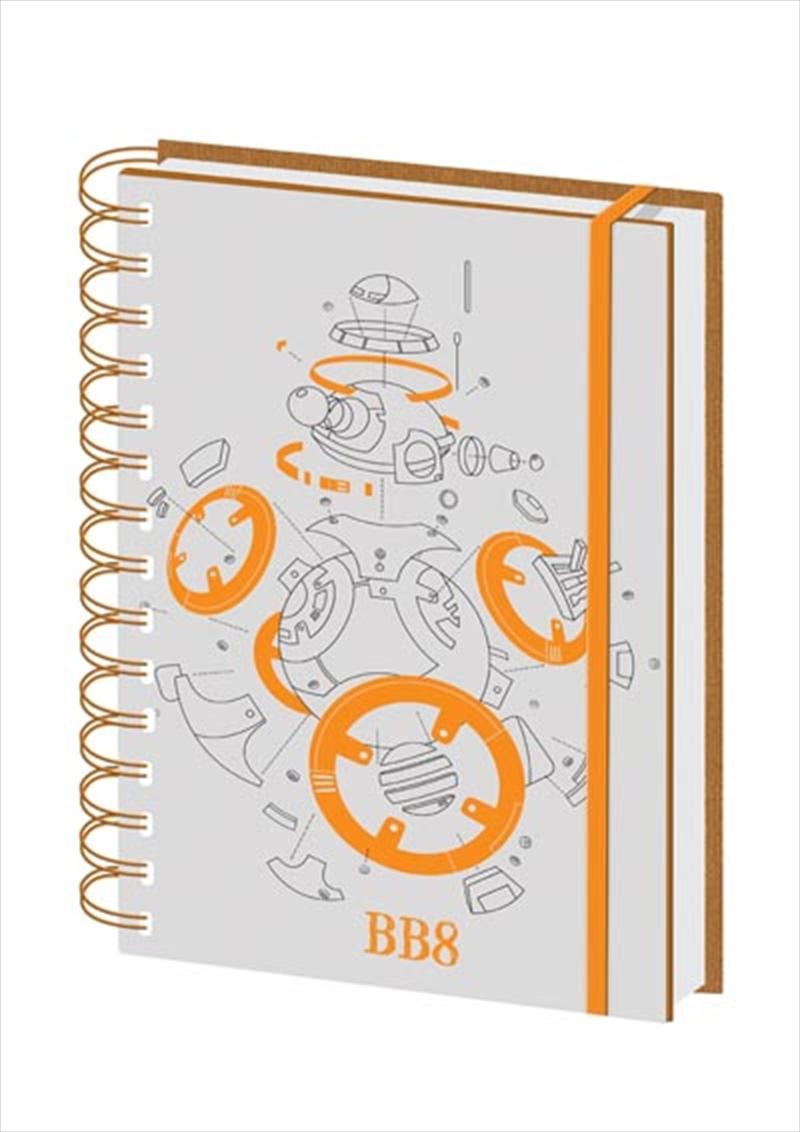 BB8 A5 Notebook | Merchandise