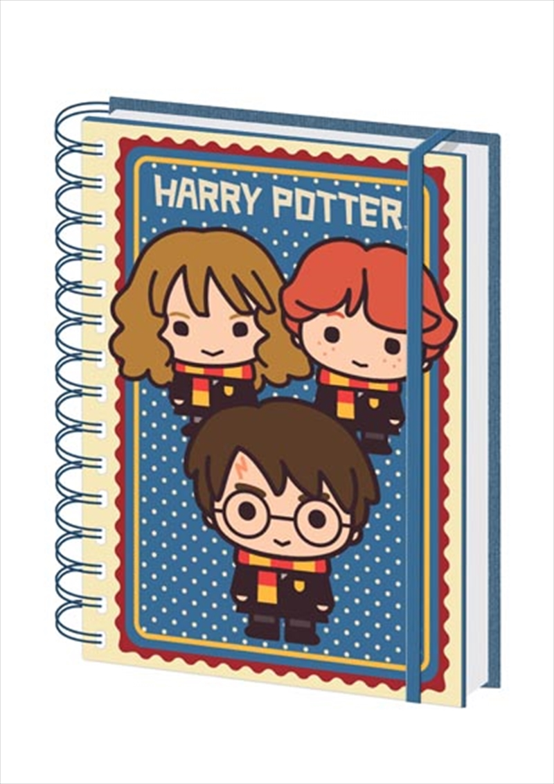 Chibi A5 Notebook   Merchandise
