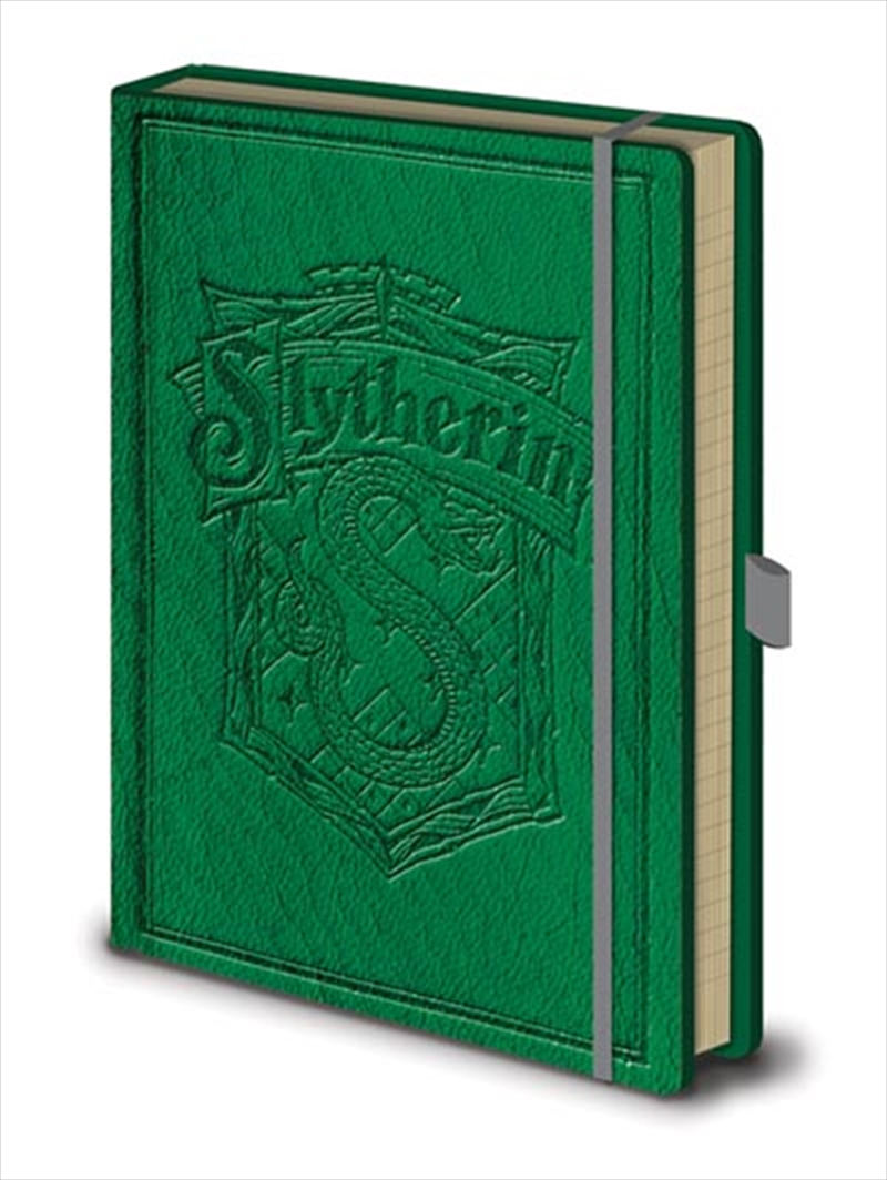 Slytherin A5 Notebook | Merchandise
