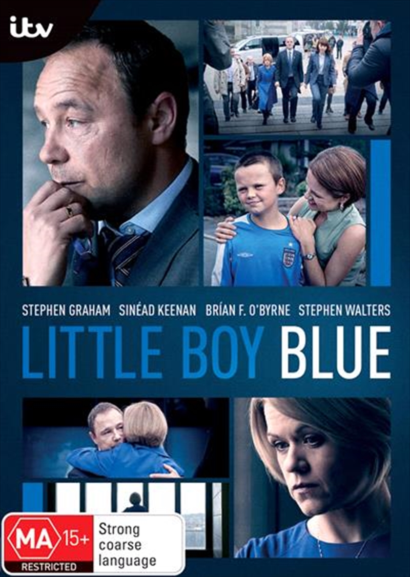 Little Boy Blue | DVD