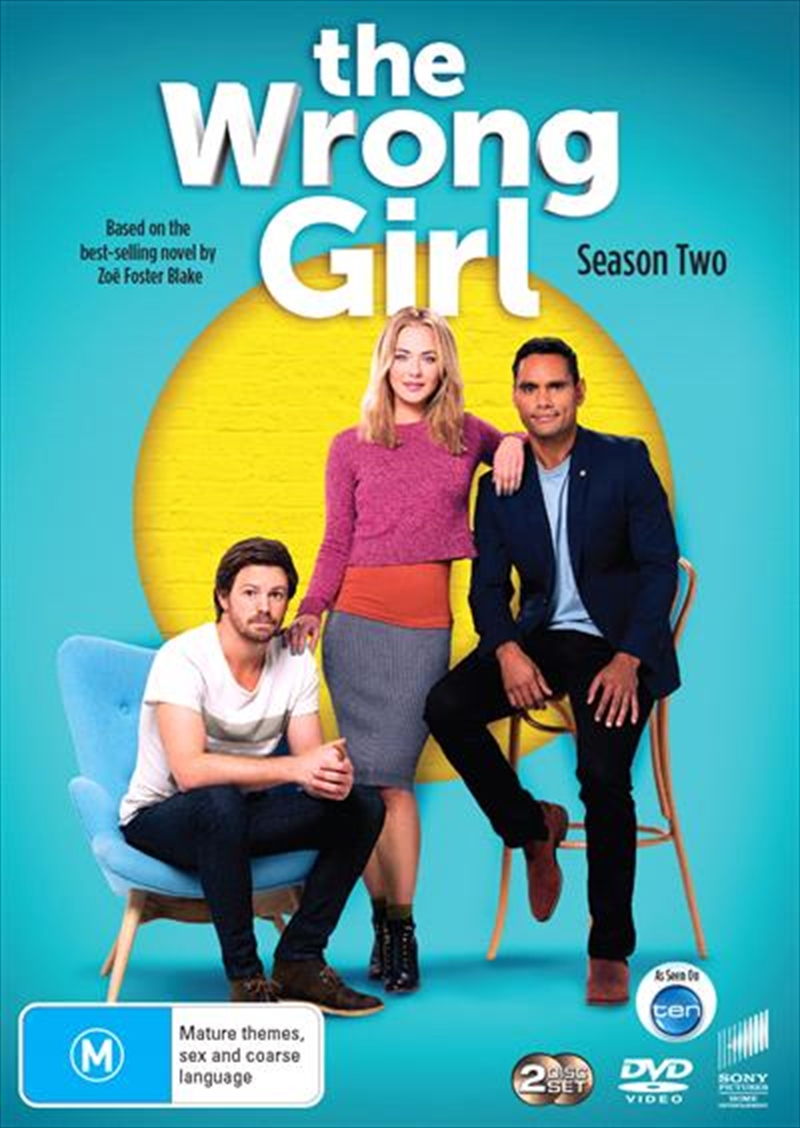 Wrong Girl - Season 2, The | DVD