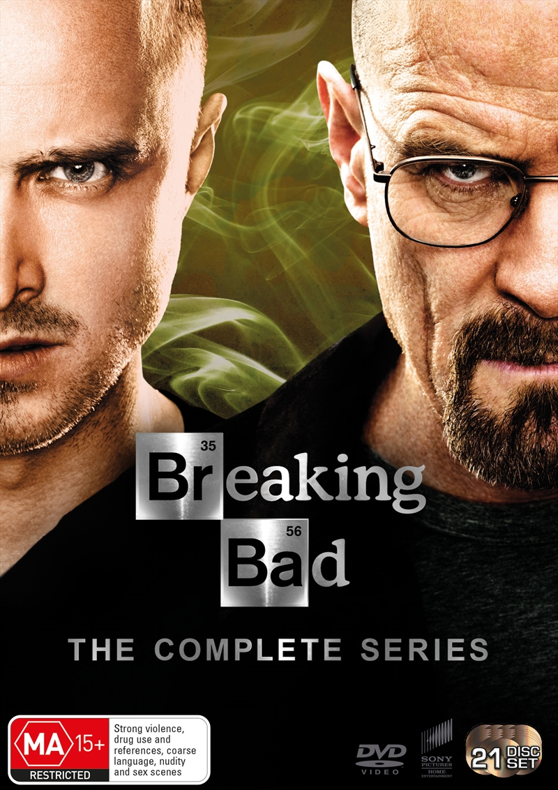 Breaking Bad Complete Series Boxset | DVD