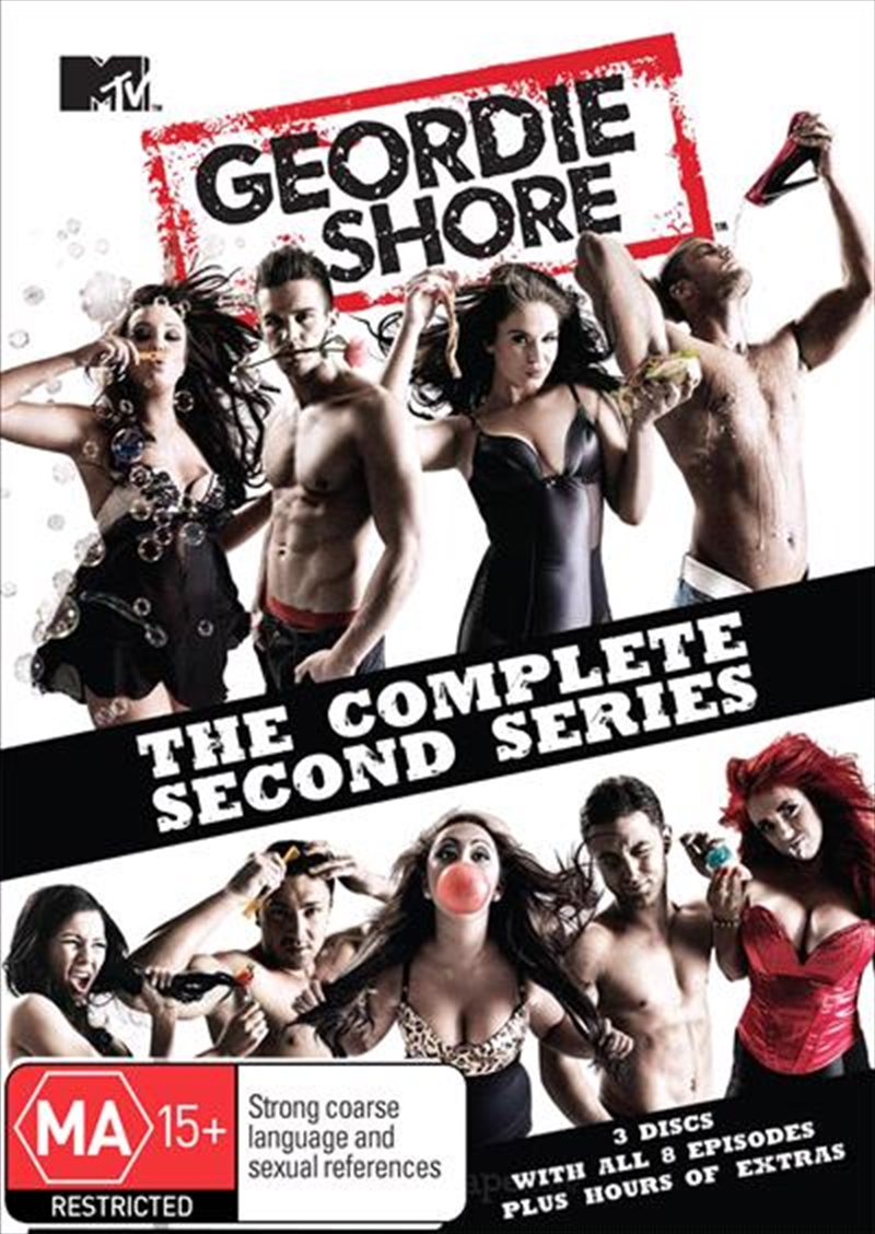 Geordie Shore - Season 2 | DVD