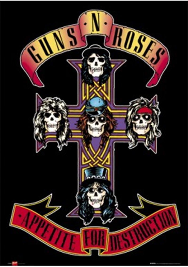 Guns n Roses Appetite for Destruction | Merchandise