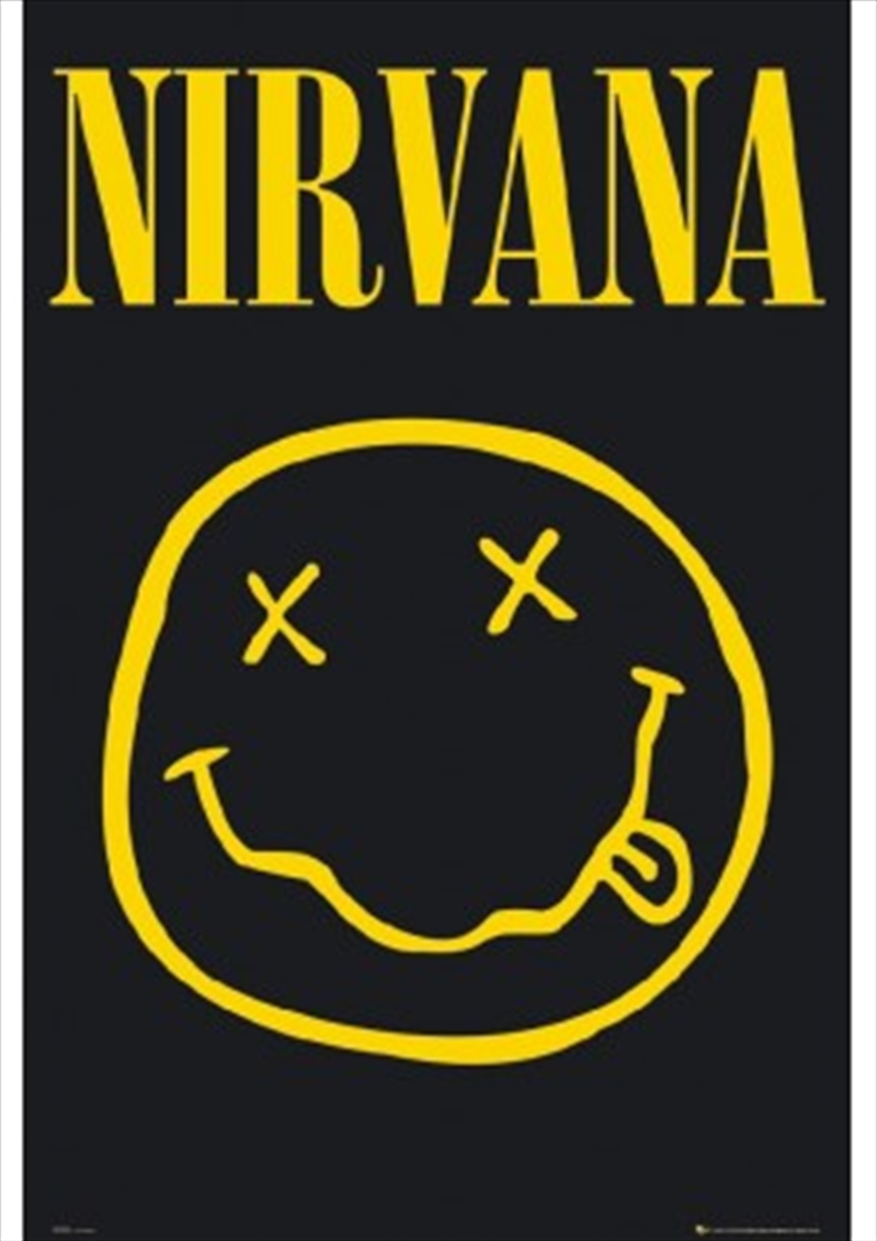 Nirvana Smiley | Merchandise