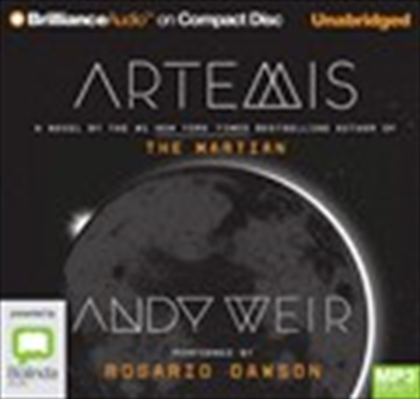 Atremis (MP3) | Audio Book