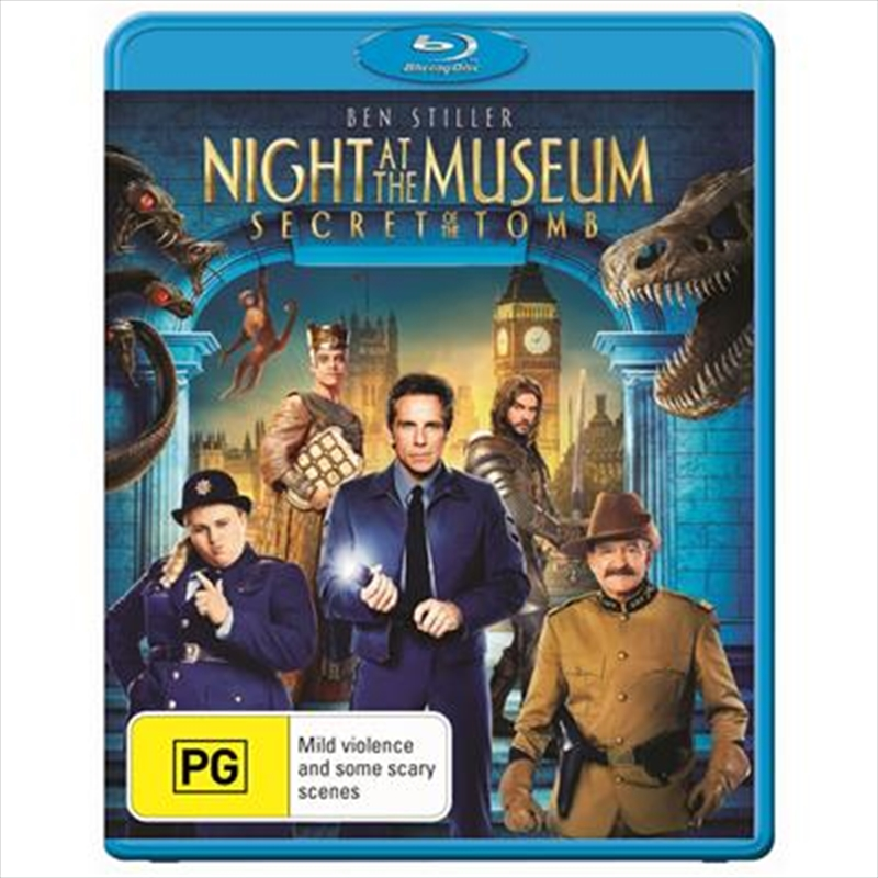 Night At The Museum 3 - Secret Of The Tomb | Blu-ray