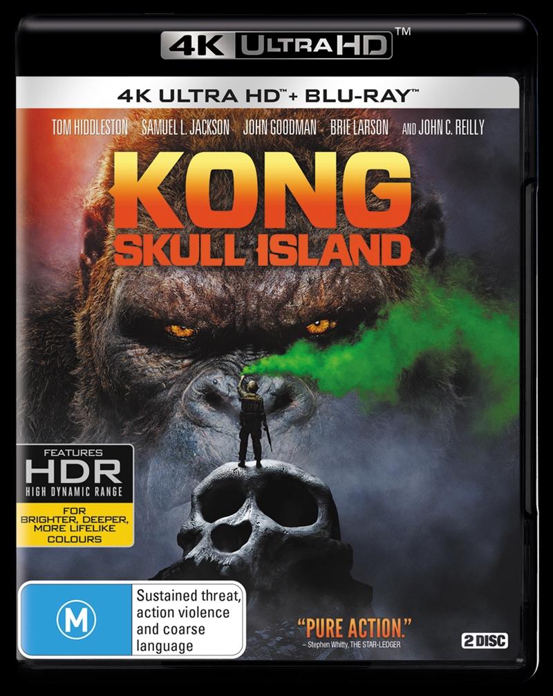 Kong - Skull Island | UHD