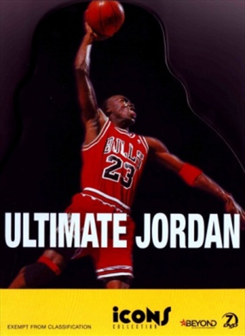 Ultimate Jordan Collection: Icons | DVD