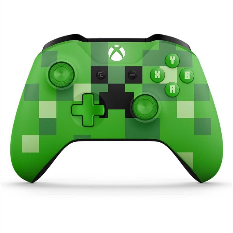 Xbox One Controller Minecraft Creeper | XBox One
