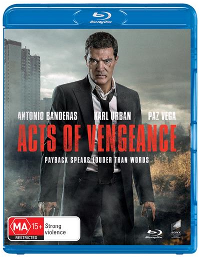 Acts Of Vengeance | Blu-ray