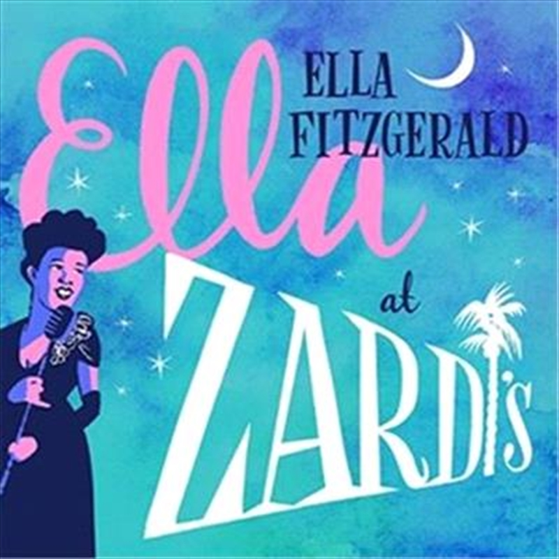 Ella At Zardis | CD