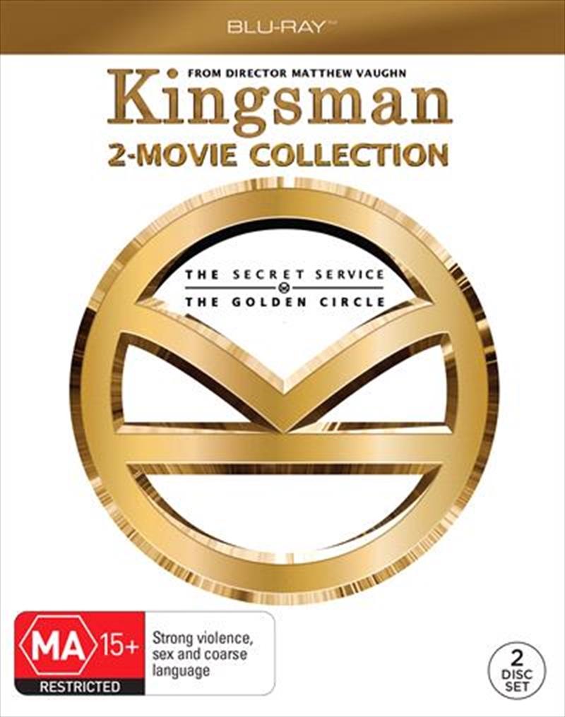 Kingsman Double Movie Pack | Blu-ray