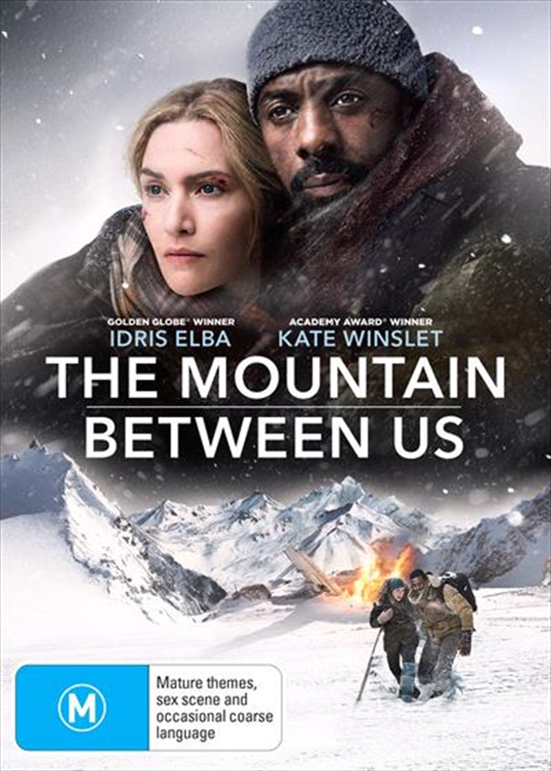 Mountain Between Us, The | DVD