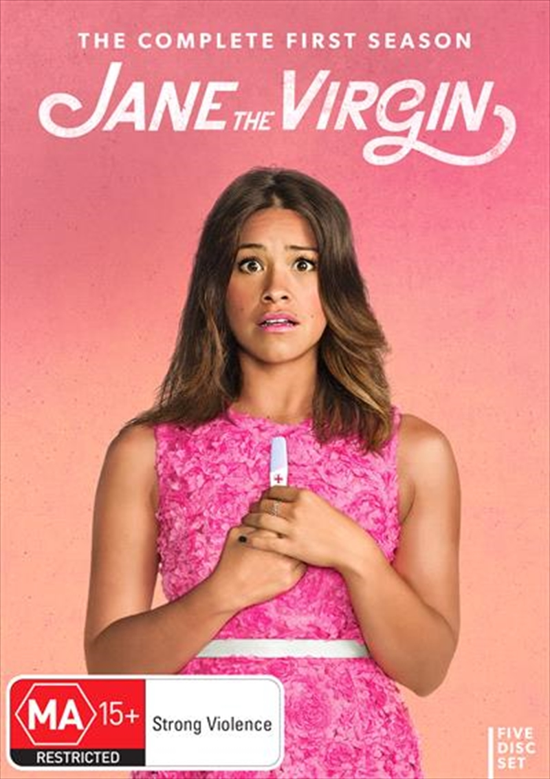 Jane The Virgin - Season 1 | DVD
