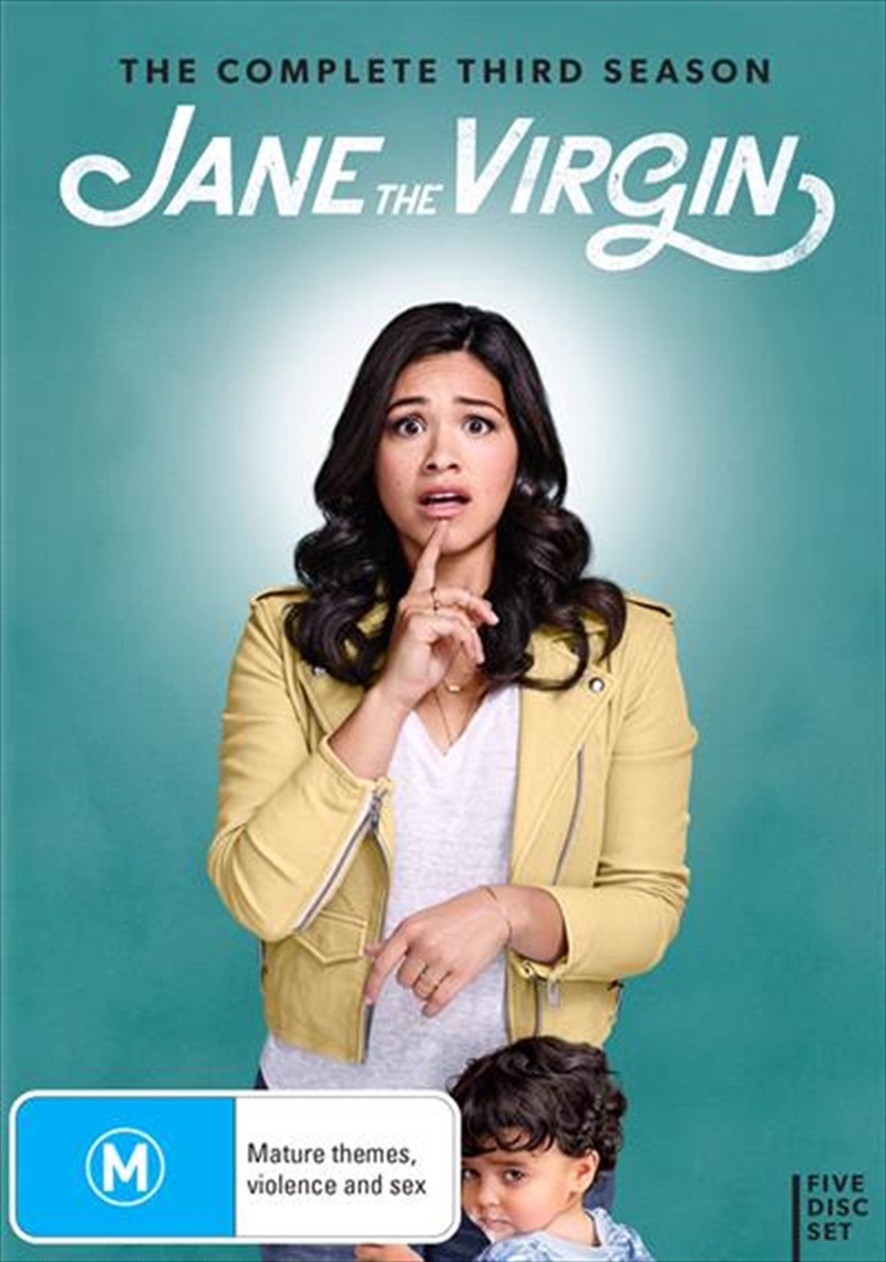 Jane The Virgin - Season 3 | DVD