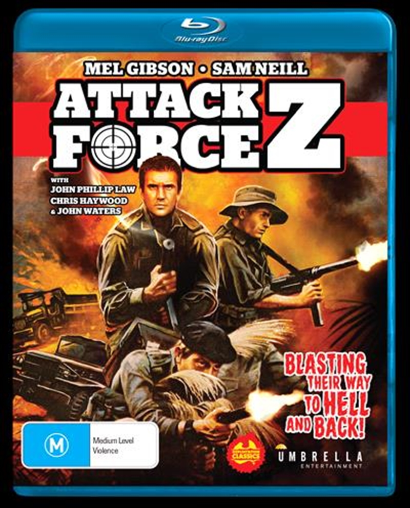 Attack Force Z | Blu-ray