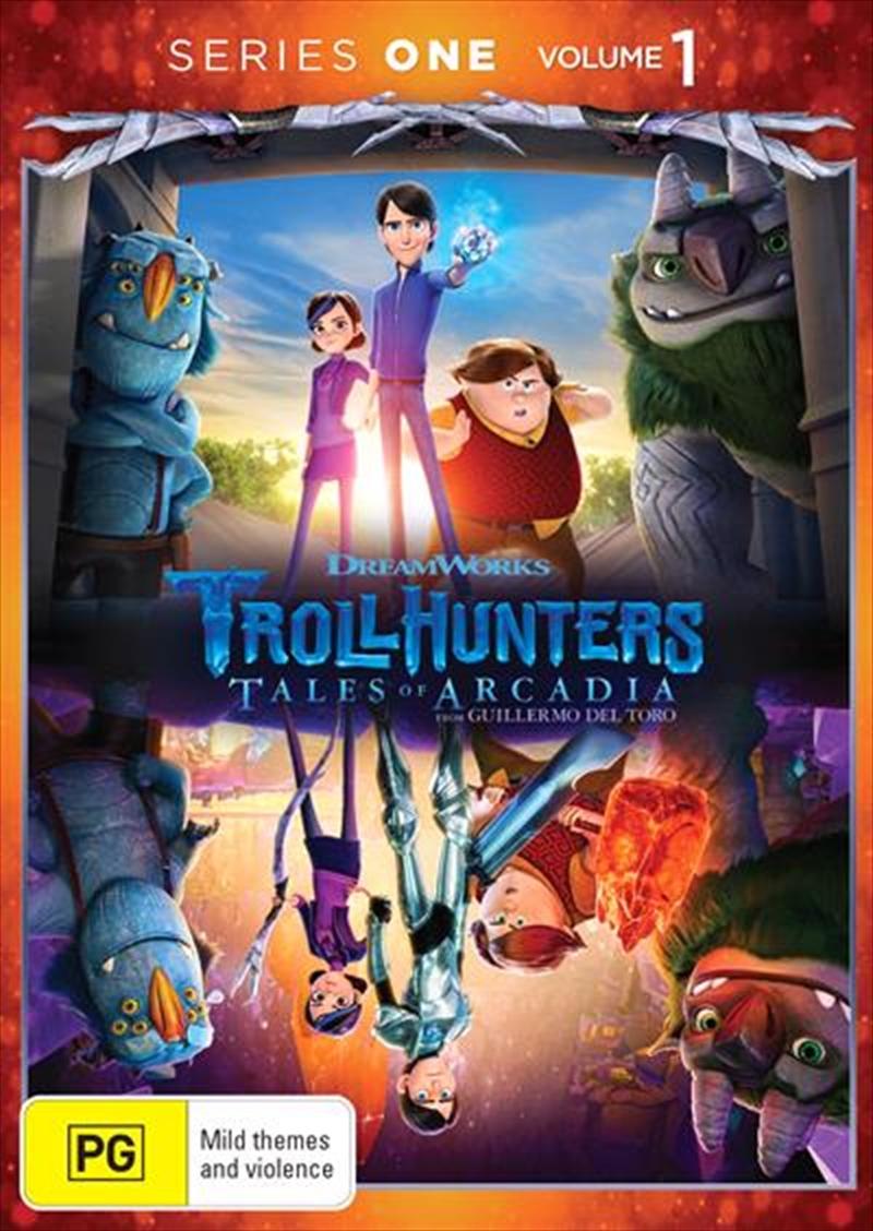 Trollhunters - Series 1 - Vol 1 | DVD