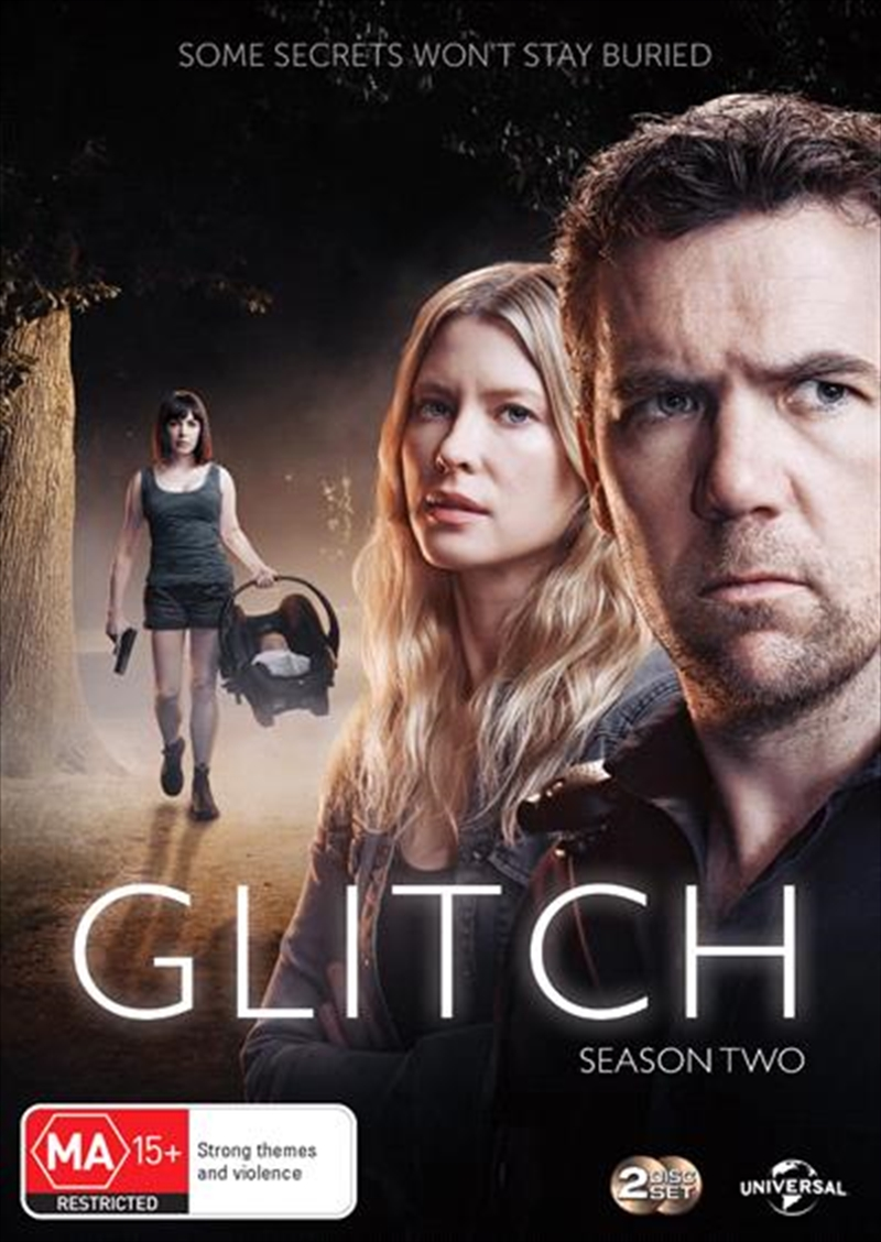 Glitch - Season 2 | DVD