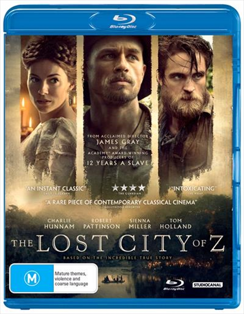 Lost City Of Z | Blu-ray