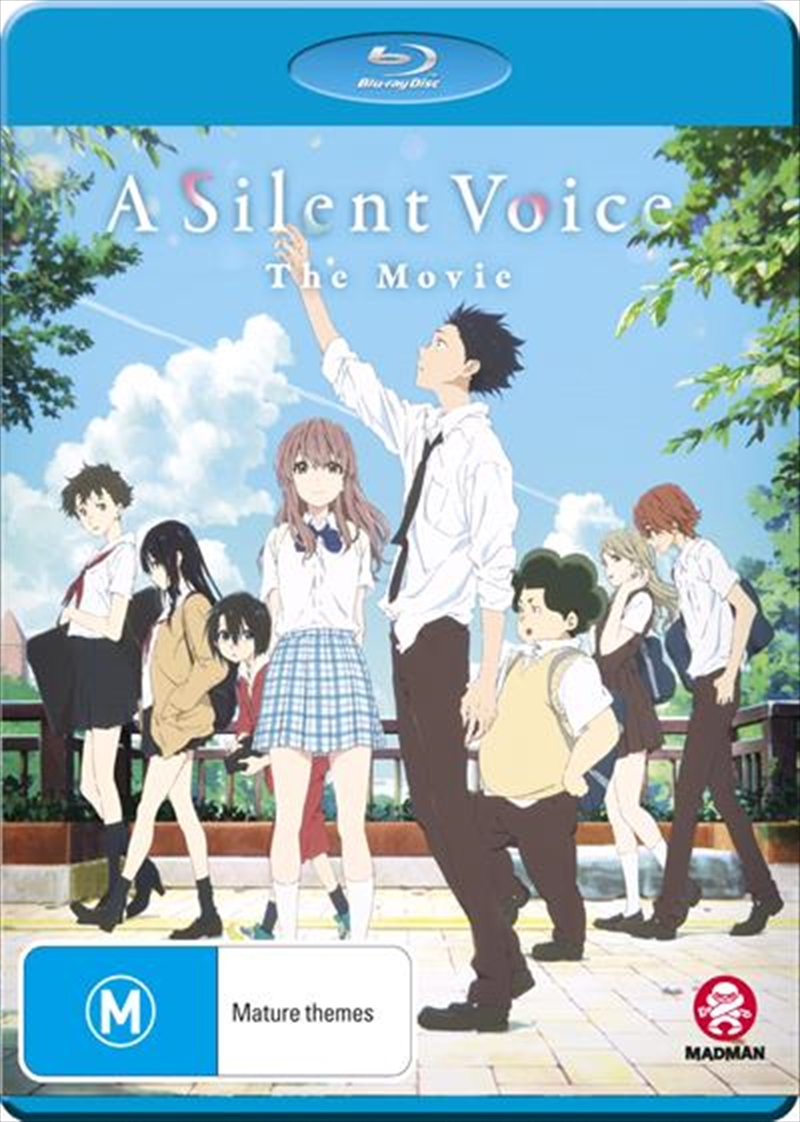 A Silent Voice | Blu-ray